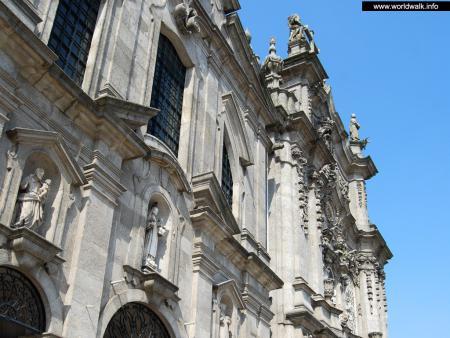Фото: Монастырь Кармелитов босых, церковь ду Кармо