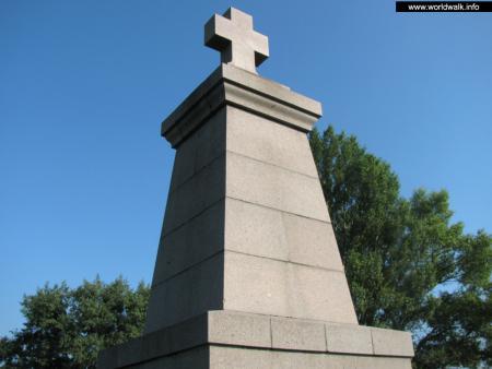 Фото: Памятник шведам от русских
