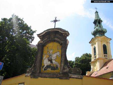 Фото: Церковь святого Георгия