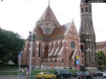 Фото: Реформатская церковь