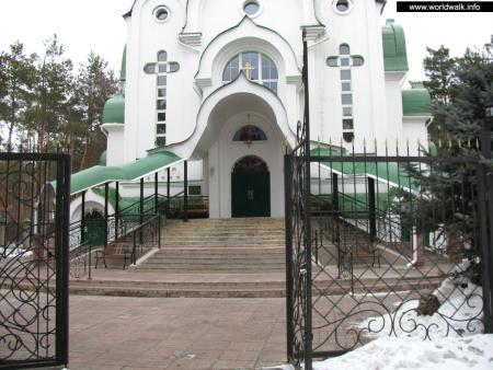 Фото: Церковь Адриана и Наталии