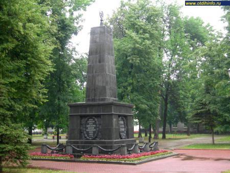 Фото: Памятник жертвам белогвардейского мятежа 1918 г. (Ярославль)