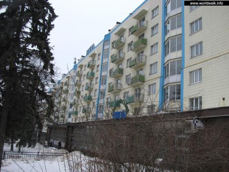 Фото: Голосеевская, гостиница