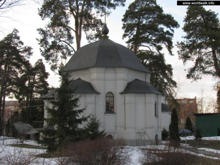 Фото: Храмовый комплекс архангела Михаила