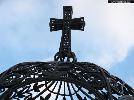 Фото: Памятник воинам-чернобыльцам