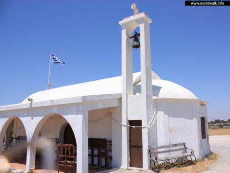Фото: Церковь святой Феклы