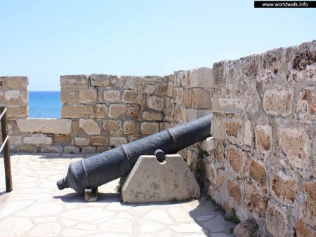 Фото: Ларнакская крепость