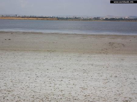 Фото: Соленое озеро
