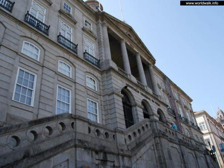 Фото: Дворец Болса, Биржевой дворец