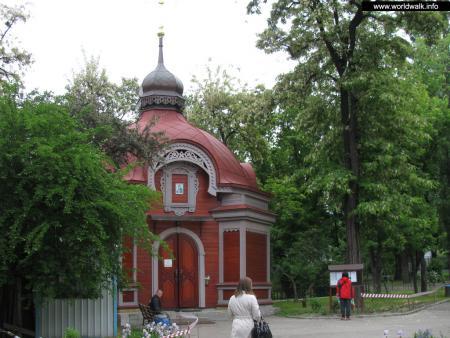 Фото: Церковь Владимирской иконы Божьей Матери