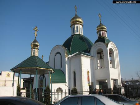 Фото: Церковь Николы Святоши
