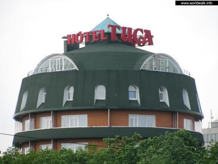 Фото: Тиса, гостиница