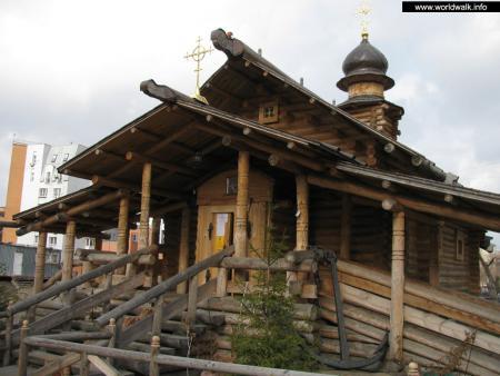 Фото: Церковь Николая Чудотворца на Подоле