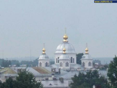 Фото: Казанский монастырь