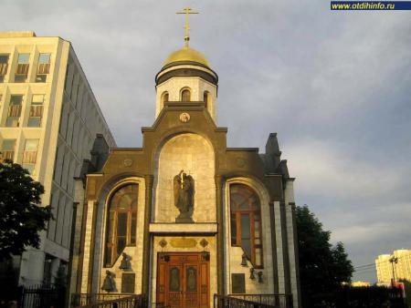 Фото: Храм-часовня Казанской иконы Божией Матери