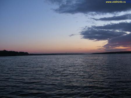 Фото: Пироговское водохранилище