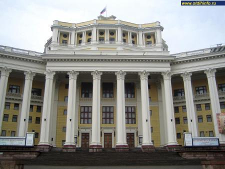 Фото: Театр Российской армии, Центральный академический театр Российской армии