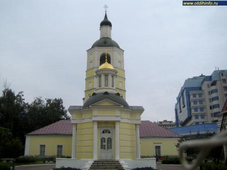 Фото: Церковь Филиппа в Мещанской слободе