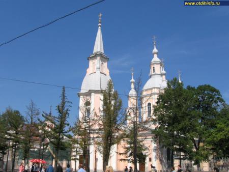 Фото: Андреевский собор (Санкт-Петербург)