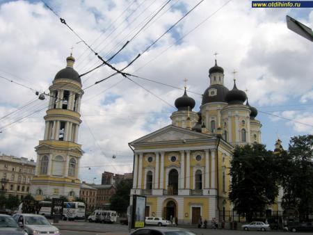 Фото: Собор Владимирской иконы Божьей Матери (Санкт-Петербург)