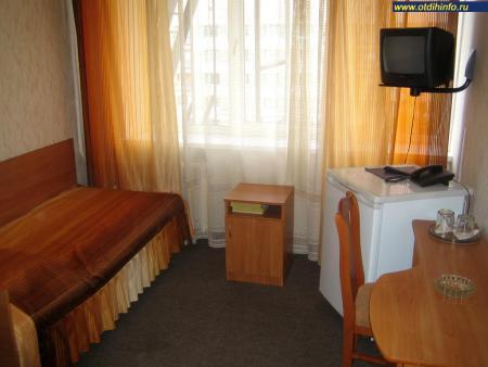 Фото: Спутник, гостиница (Санкт-Петербург)