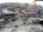 """Примером является всемирно известная панорама,  """"Оборона Севастополя 1854—1855 г. г. """", являющаяся монументальным..."""