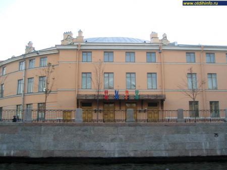 Фото: Большой Санкт-Петербургский государственный цирк
