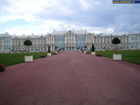 Фото: Екатерининский дворец