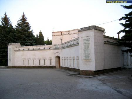Фото: Малахов курган (Севастополь)