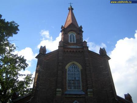 Фото: Евангелическо-лютеранская церковь