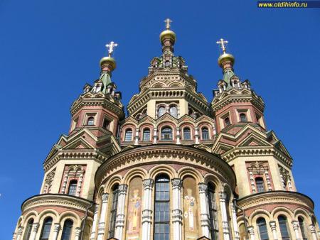 Фото: Собор святых апостолов Петра и Павла
