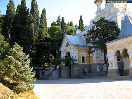 Фото: Собор Александра Невского (Ялта)