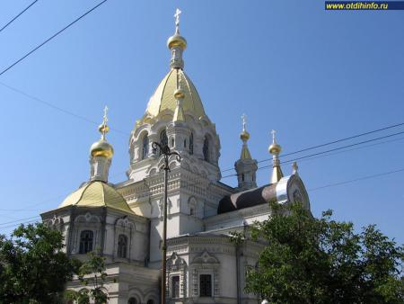 Фото: Покровский собор (Севастополь)