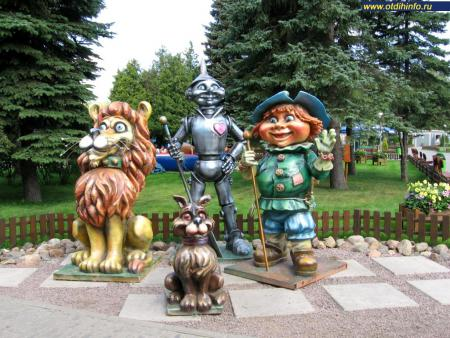 Фото: Парк развлечений и аттракционов «Диво остров» (Санкт-Петербург)