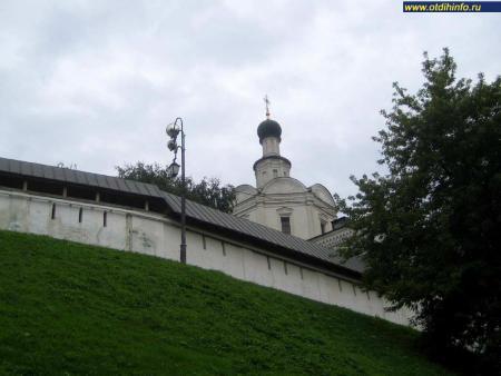 Фото: Спасо-Андроников монастырь