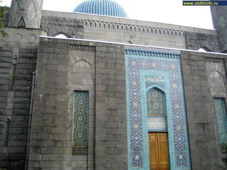 Фото: Соборная мечеть (Санкт-Петербург)