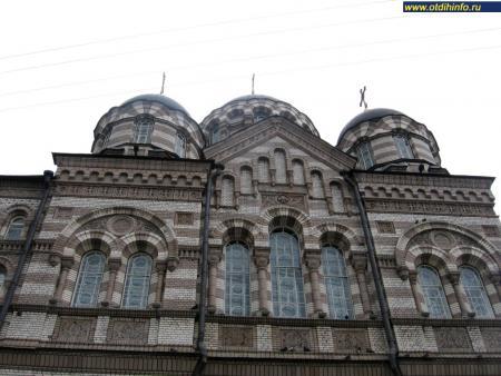 Фото: Иоанновский ставропигиальный женский монастырь (Санкт-Петербург)