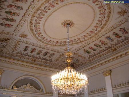 Фото: Юсуповский дворец