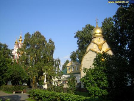Фото: Новодевичий монастырь