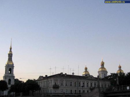 Фото: Николо-Богоявленский собор, Никольский морской собор (Санкт-Петербург)