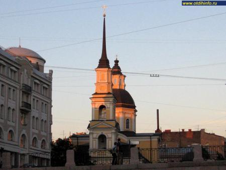 Фото: Церковь Симеона Богоприимца и Анны Пророчицы (Санкт-Петербург)