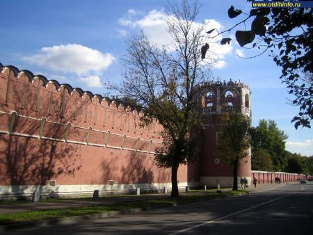 Фото: Донской монастырь, Москва