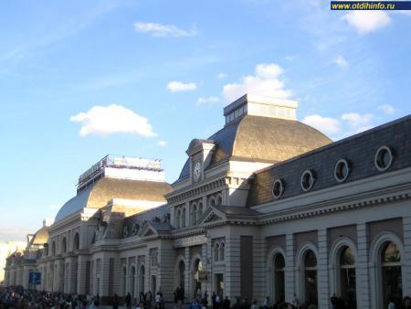 Фото: Павелецкий вокзал, Москва