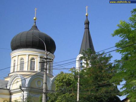 Фото: Собор Петра и Павла, Петропавловский собор, Симферополь