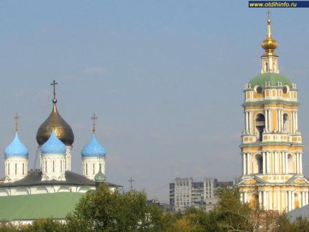 Фото: Новоспасский монастырь