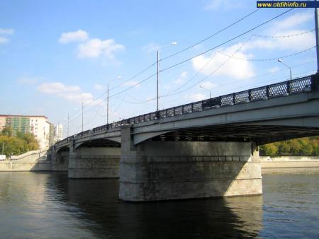 Фото: Новоспасский мост
