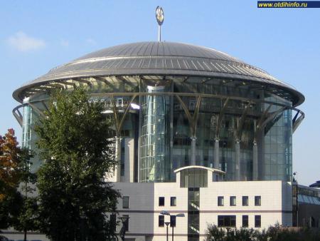 Фото: Дом музыки, Московский международный Дом музыки