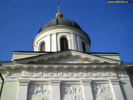 Фото: Церковь Николая Чудотворца в Котельниках