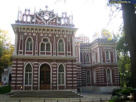 Фото: Царицыно, Государственный музей-заповедник «Царицыно»