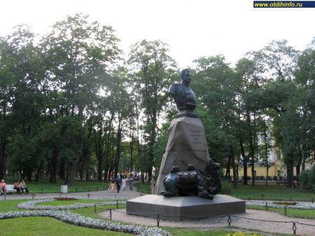Фото: Памятник Н.М. Пржевальскому в Александровском саду
